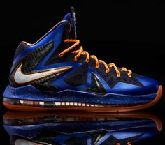 get cheap bac6a fe4ad Nike Basketball ELITE Series 2.0   Superhero Pack - LeBron X PS Elite Lebron  James 10