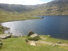 Easedale Tarn the final stop