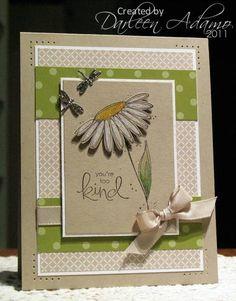 FS213~CASing Neva by darleenstamps - Cards and Paper Crafts at Splitcoaststampers