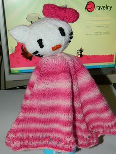 Ravelry: JaneBond's Hello Kitty Cuddly