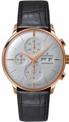 Junghans Watch Meister Chronoscope
