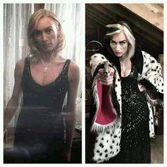 Victoria/Cruella