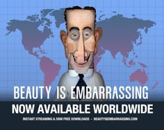 Beauty is Embarrassing documentary on artist whayne white