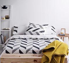 Manieren om je bed op te maken - strak opgemaakt bed