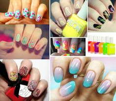 Beauty Trend - Summer Glam Nails