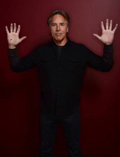 Don Johnson poses for a portrait during the 2014 Sundance Film Festival at the Getty Images Portrait Studio at the Village At The Lift on January 18, 2014 in Park City, Utah.