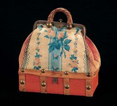 Theriault's  rarest doll Auctions   Theriault's Antique Doll Auctions - Rare Early French Poupee's Sac du ...