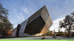 Architecture: Zaha Hadid, Eli & Edythe Broad Art Museum