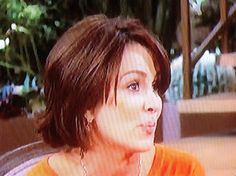 Medium Bob hairstyle - Patricia Heaton when she was on The Talk tv program.  (right side)