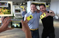 July 2013! Changing the game again: From Nokia 808 PureView to Nokia Lumia 1020 #nokiacareers #jobs