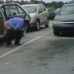 Best Of People Of Wal Mart (25 Pics) OMG peeing in the parking lot? Really?!?