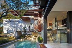 Ecocasa de diseño / John Grable Architects