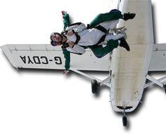 Skydive London - Swindon, England
