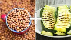 7 powerful food combos to control diabetes (like sorghum and zucchini). #diabeticdiet #healthyeating | everydayhealth.com