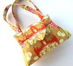 The Silhouette Handbag PDF Sewing Pattern