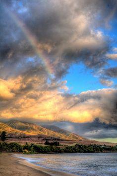 Rainbow, Maui
