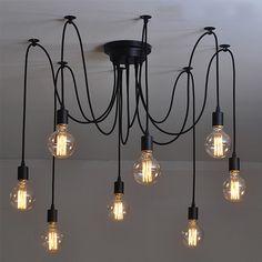 Free shipping Retro LED Filament Light lamp E27 2W 4W 6W 8W 110V / 220V G45 A60…