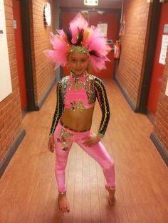 Superb Freestyle Dance Costume Solo | EBay