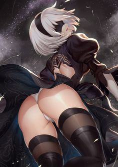 hello Otakus !, ,  I bought Nier-automata yesterday and I totally fall in love of the game and ...