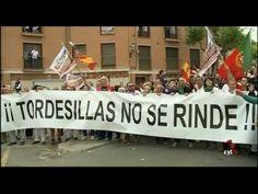 TOYYYY_ESTUDIANDO: Tordesillas no Serrinde España La lluvia marca el ...