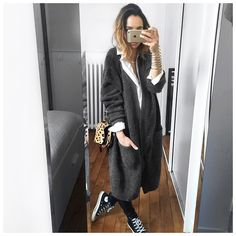 Audrey @audreylombard La tenue hivernal...Instagram photo | Websta (Webstagram)