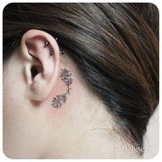 """""""laurel :-) - #타투 #그라피투 #tattoo #graffittoo"""""""