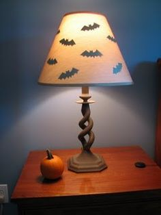 I am totally going to attempt this, I have an odd lamp shade in my living room and this will add the creative touch I have been looking for. :)