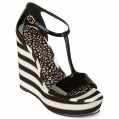 Great funky wedges