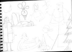 Cuaderno de bocetos 12