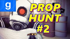 #GarrySMod Prop Hunt #2 Funny Moments - Most Intense Round Ever! ИСКАЛ, ...