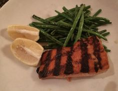 Delicious & Nutritious #paleo #wildsalmon #cleanfood #cleaneating #yummy