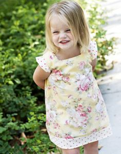 Elsie Dress Pattern | Sewing Pattern |  YouCanMakeThis.com