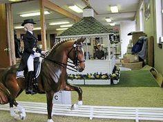 Ann Haris - model horse customizer. Sheri Wirtz doll