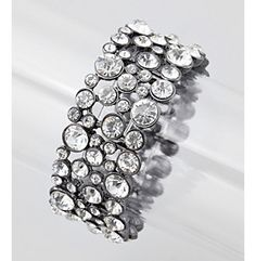 Product: Guess Hematite Stretch Bracelet