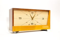 Vintage mechanical clock with chimes от MagicClocksStore