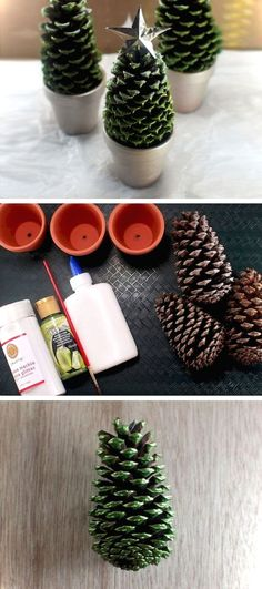 Gorgeous 50 Easy DIY Christmas Decorations Ideas on a Budget https://roomaniac.com/50-easy-diy-christmas-decorations-ideas-budget/