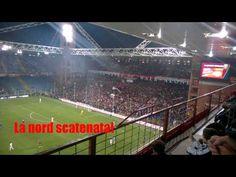 Genoa Inter 23-05-15 Un giorno all'improvviso... Coreografia fuochi e finale! - YouTube
