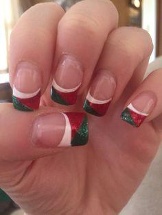 Christmas Nails! #kikinailsalon