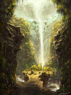 Warcraft Inspired Environments & Bosses Featuring Patrik Hjelm