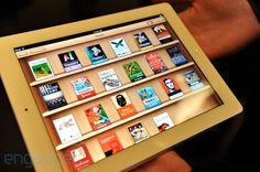 Apple iBooks 2 textbook hands-on (video)