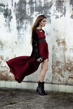 Chicwish cardigan - In Love with Fashion dress