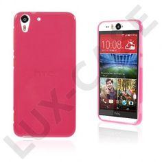 Sund HTC Desire Eye Deksel – Varm Rosa Smartphone, Phone Cases, Iphone, Eyes, Cover, Design, Heaven, Android, Electronics