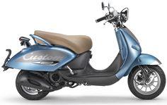 Aprilia Mojito 125 scooter