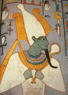 Egyptian Zodiac: Osiris | Sun Signs
