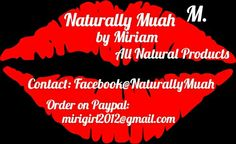 I have started a new business venture in Natural Product of Raw Shea Butter. Like my page Naturally Muah by Miriam on FB:  https://m.facebook.com/NaturallyMuah/?ref=bookmarks