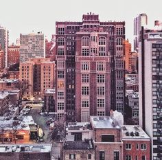 THIS JUST INN | Picture waking up to a view like this at Thompson Chicago. Photo: jujalife