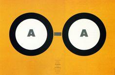 Pentagram Design - Philip Johnson Poster