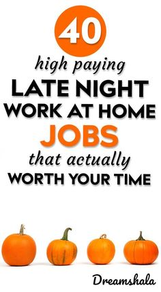 40 high-paying late night work at home jobs that actually worth your time. 40 high-paying late night work at home jobs that actually worth your time. Ways To Earn Money, Earn Money From Home, Earn Money Online, Online Jobs, Money Tips, Way To Make Money, Online Earning, Money Hacks, Money Fast