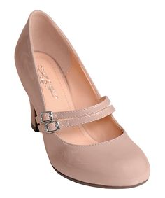Blush Patent Wendy Mary Jane Pump | Daily deals for moms, babies and kids