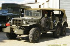 Dodge Weapons Carrier, Power Wagon, M37.